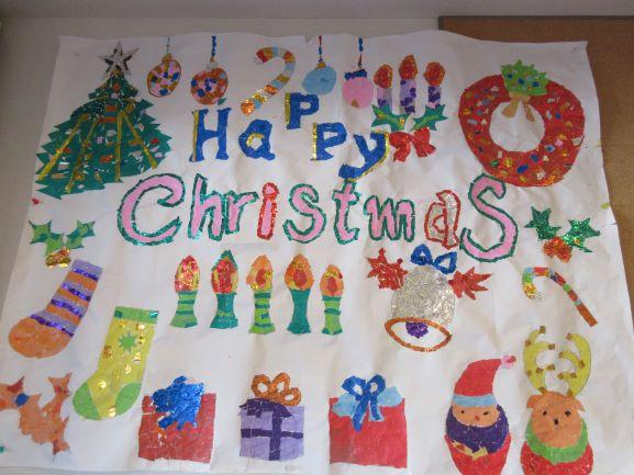クリスマス会🎅🎄