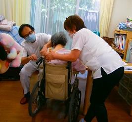新型コロナワクチン予防接種